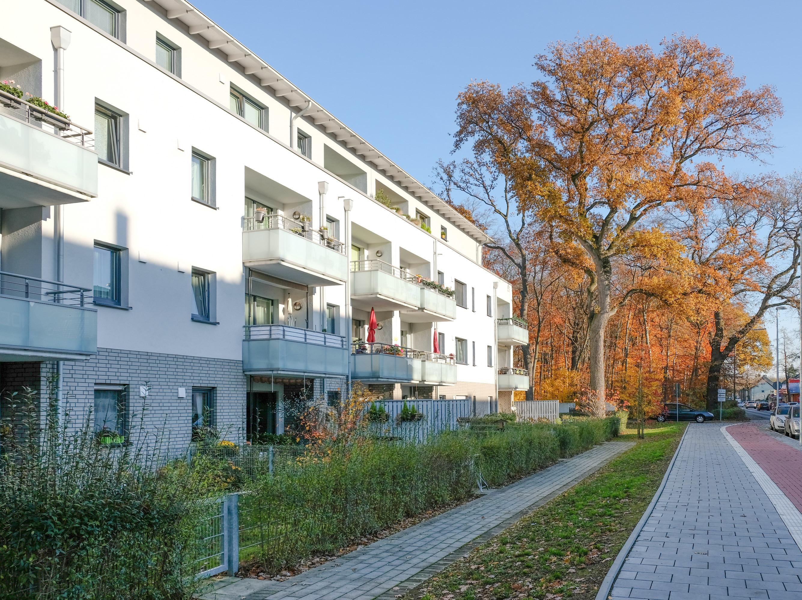 Am Schönenkamp, Düsseldorf