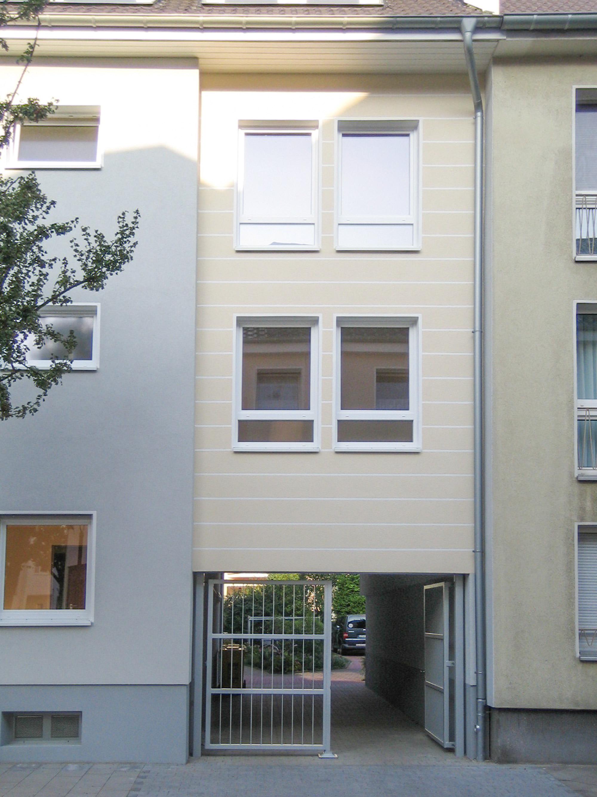 Marbacher Straße, Düsseldorf