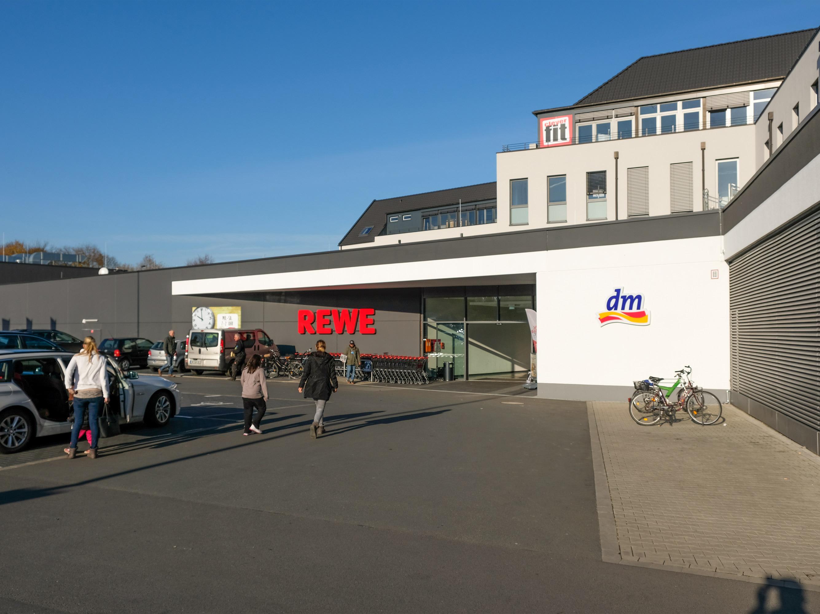 Reuschenberger Markt, Neuss