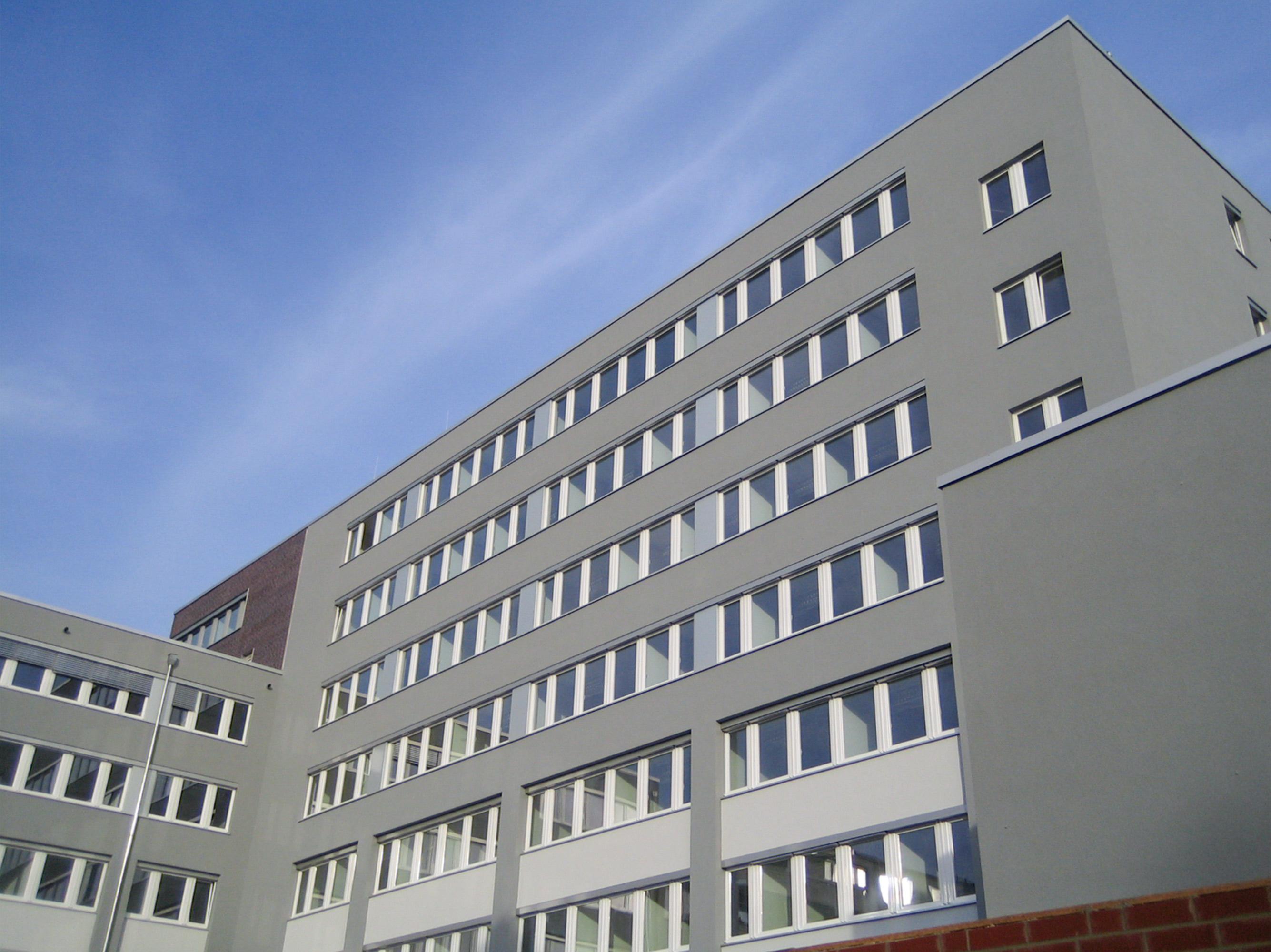 Schanzenstraße, Düsseldorf