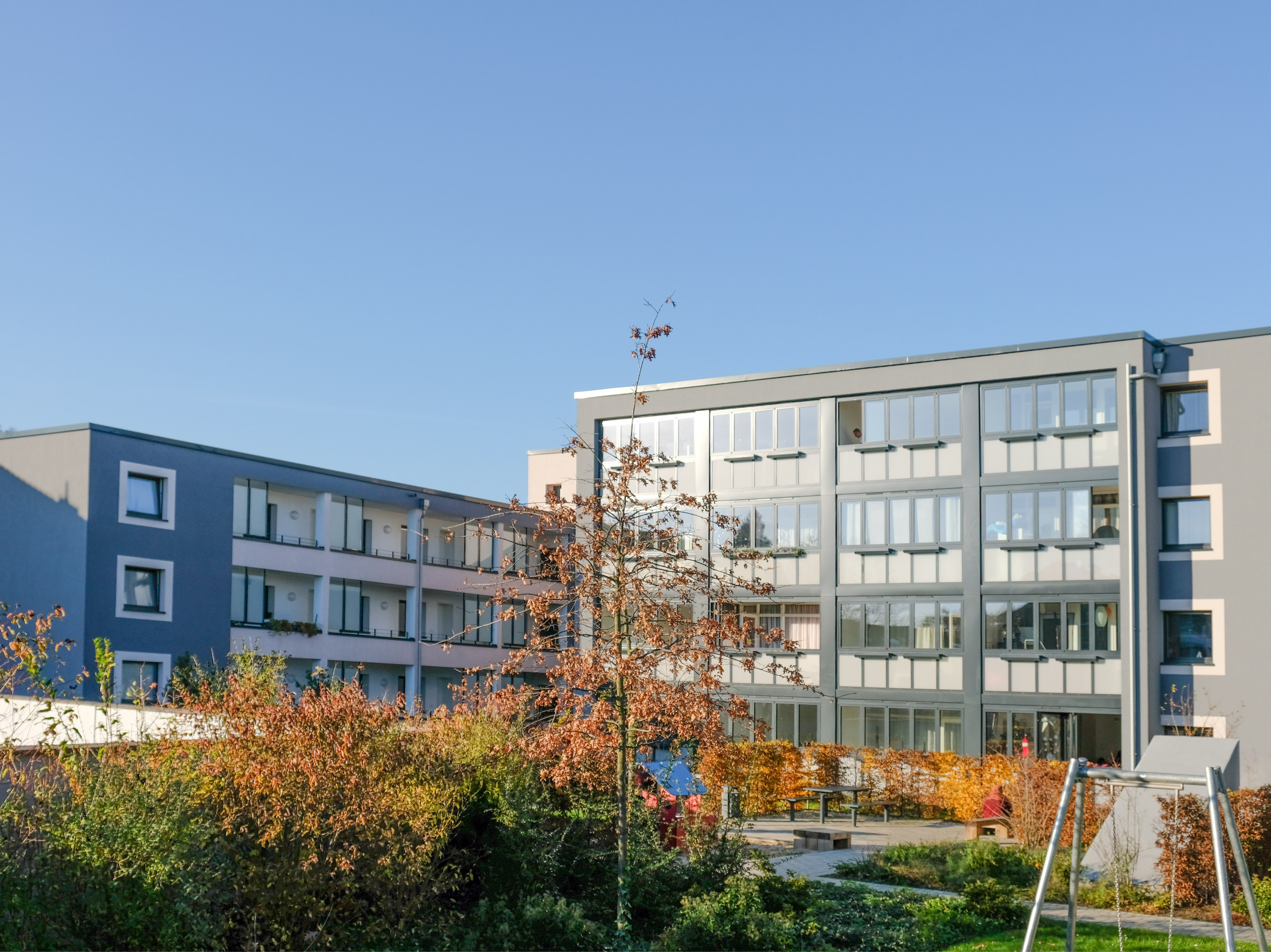 Kappelerstraße - Buchenstraße, Düsseldorf