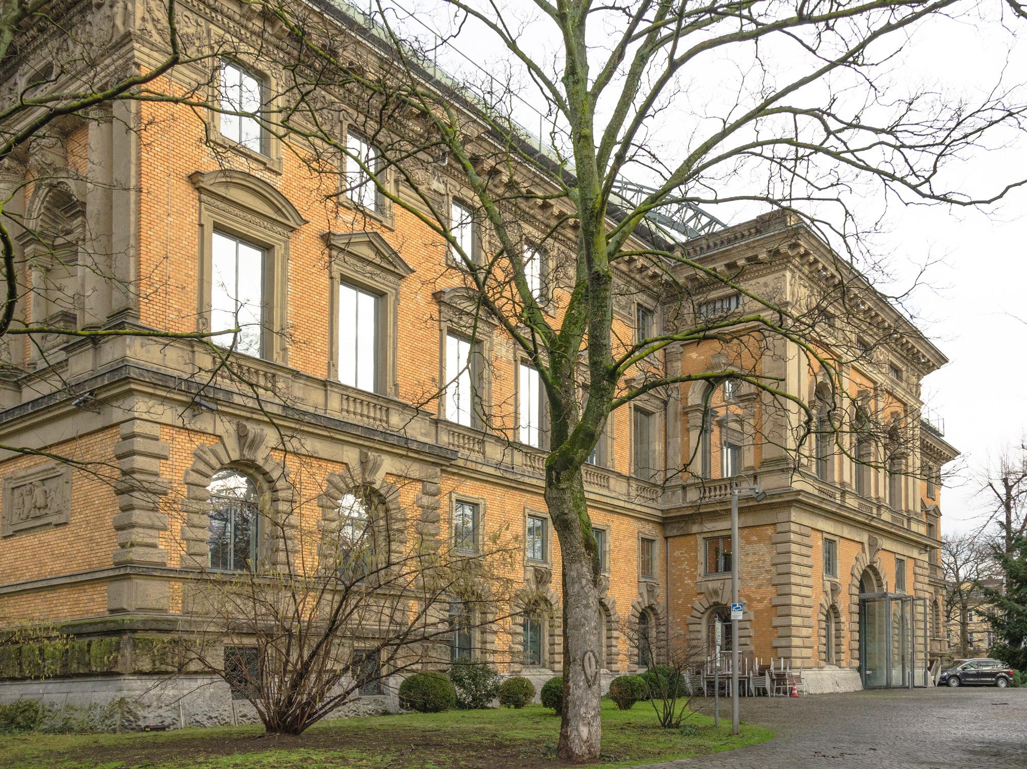 K 21, Ständehaus, Düsseldorf